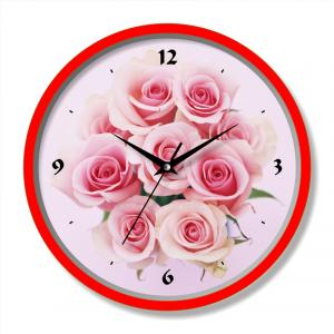 Home decorative wall clock
