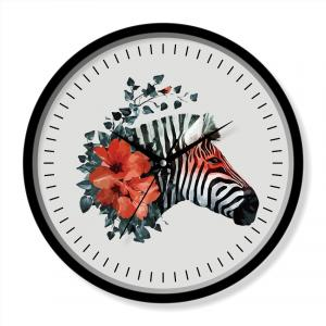 Children wall clock
