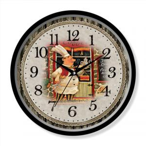 Kitchen quartz clock