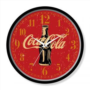 Coca cola design clock
