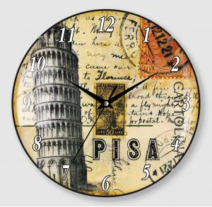 Old design quartz wall clock
