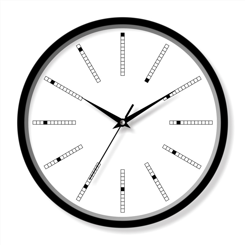 Home decoration wall clock